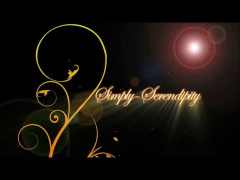 Simply-Serendipity.ca Video Introduction By Brenda Forsey