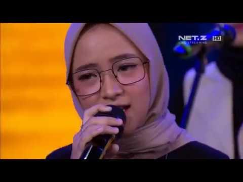 Nissa Sabyan, Live di Net TV, Lagu Ya Habibal Qolbi
