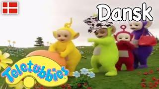 ☆ Teletubbierne på Dansk ☆ 2017 HD ☆ 1 Time! ☆ Tegneserier til børn ☆