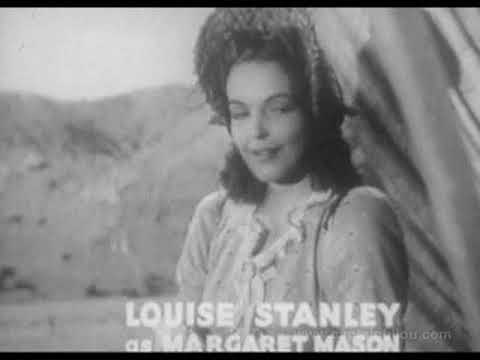 1939 THE OREGON TRAIL - Trailer - Serial - Johnny Mack Brown