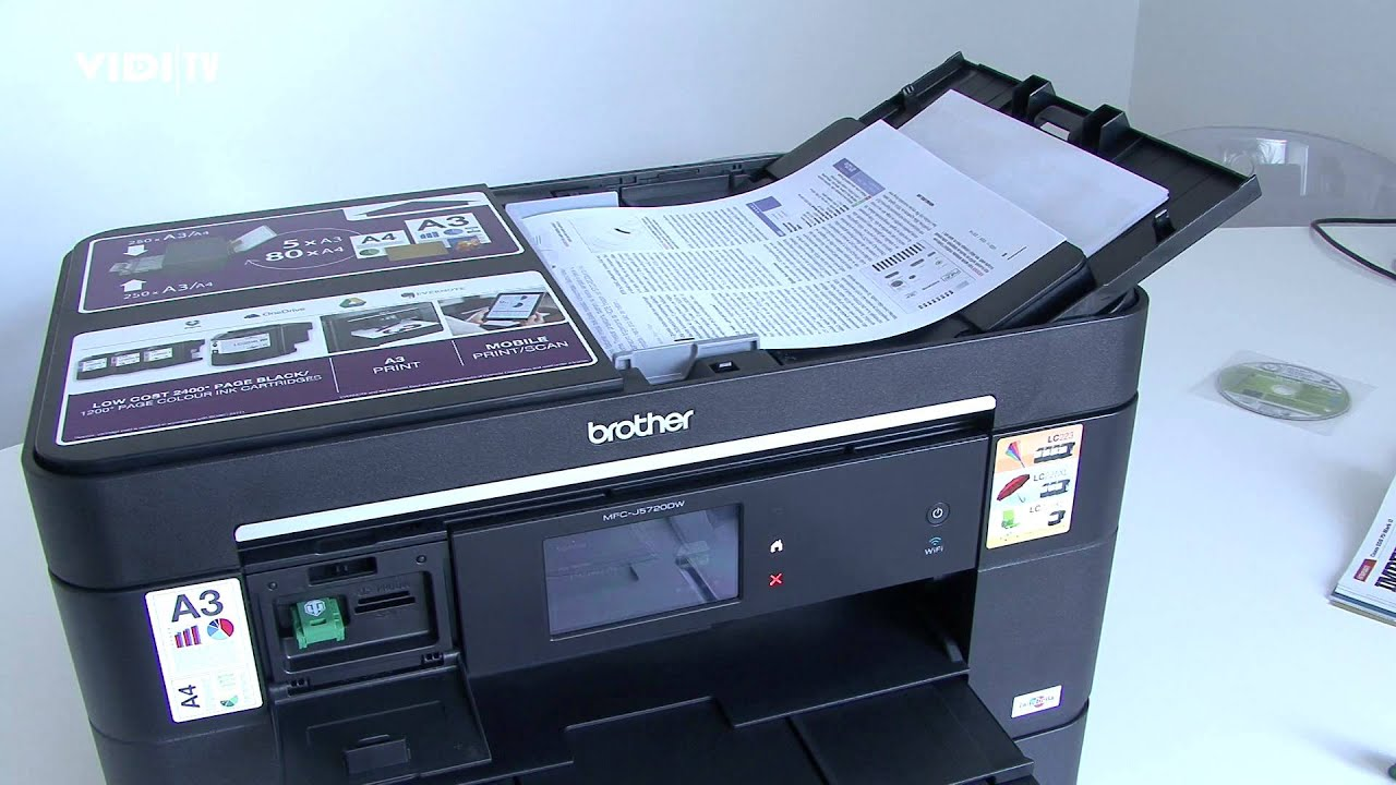 Brother MFC-J5720DW Printer Driver for PC