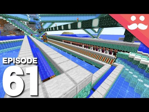 Hermitcraft 5: Episode 61 - SUPER TRADING...