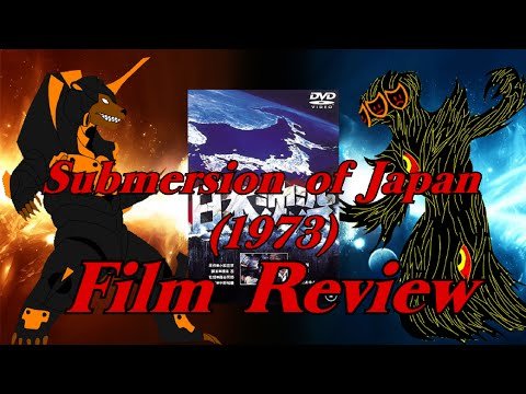 Submersion of Japan (1973) Disaster Film Review