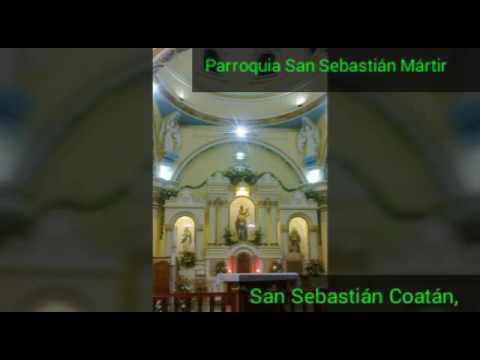 Parroquia San Sebastián Mártir, San Sebastián Coatán Huehuetenango Guatemala,,,