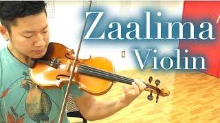 Zaalima - Violin Cover by KOHEI from TOKYO, Japan | Raees | Shah Rukh Khan |