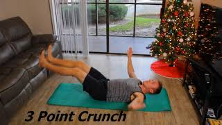 Lose The Turkey Weight Ab Workout