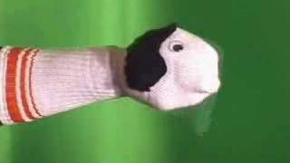 Celebrity Sock Puppets  :: The Birthday Bunch