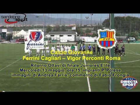 Calcio Giovanile – Ferrini Cagliari – Vigor Perconti Roma (1-0 Rig.)