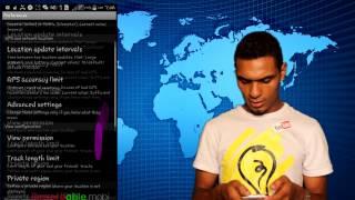 شرح كيفية مراقبة اى هاتف اندرويد وتتبع مكانه لحظه بلحظه عبر الاقمار الصناعيه GPS