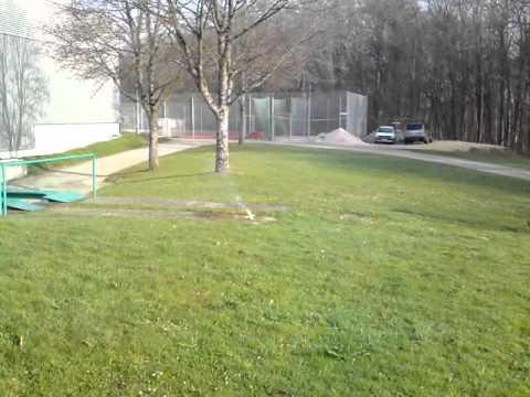 German Chemical Education (Tennisball Bombe)