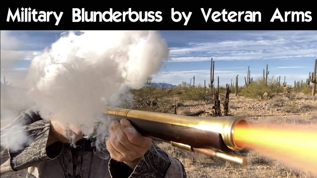Military Blunderbuss by Veteran Arms