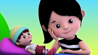 miss polly had a dolly | nursery rhymes | childrens songs | baby rhymes | kids tv