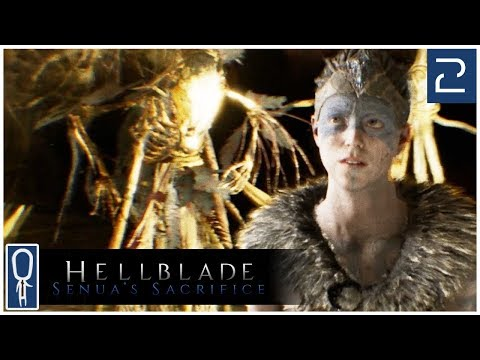 VALRAVN GOD OF ILLUSION PATH - HELLBLADE: SENUA'S SACRIFICE  Gameplay Part 2 - Let's Play