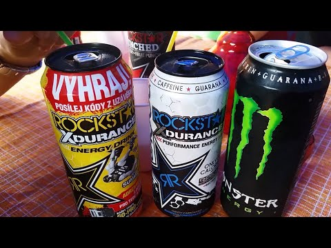 SPECIAL: LET´S MIX ROCKSTAR ENERGY & MONSTER ENERGY (DE / USA)