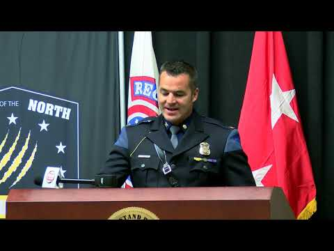 US Army and Michigan State Police Partnership