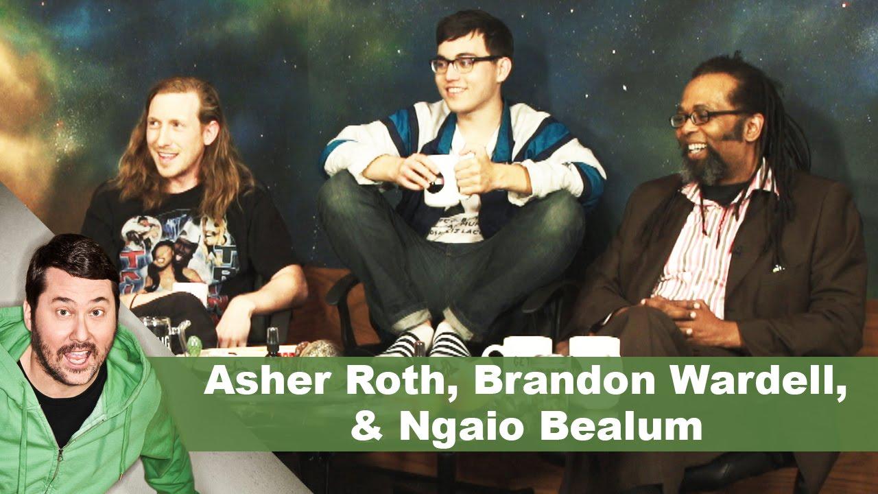 Asher Roth, Brandon Wardell, & Ngaio Bealum | Getting Doug with High