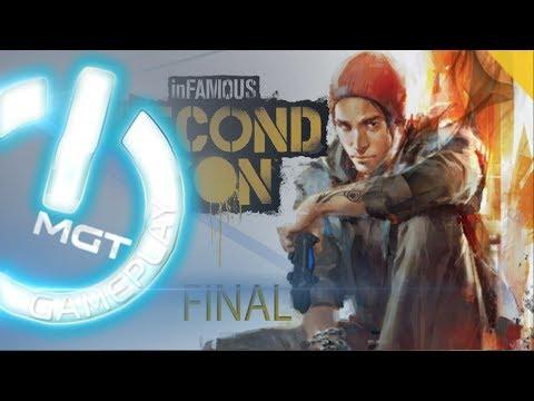 InFAMOUS Second Son PS4 Gameplay En Español Parte FINAL