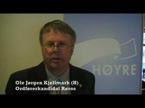 Ole Jørgen Kjellmark - Røros Høyre