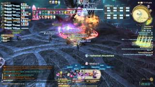 ffxiv void ark summoner saves raid from wipe