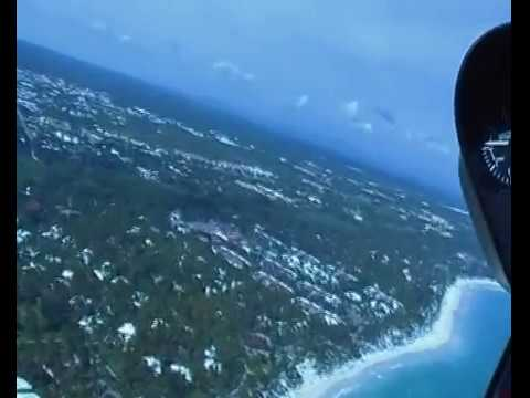 Punta cana Dominican Republic from the Air