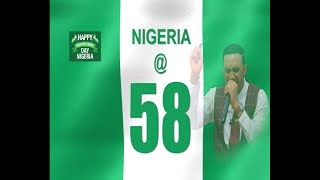 Possessing the gate of the new month| Happy Independence Day Nigeria 🇳🇬@58  (01-10-2018)