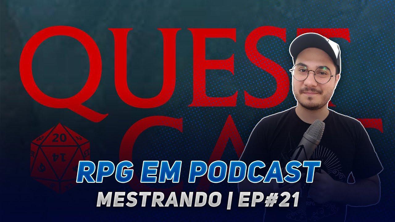 RPG em Podcast | Mestrando #21