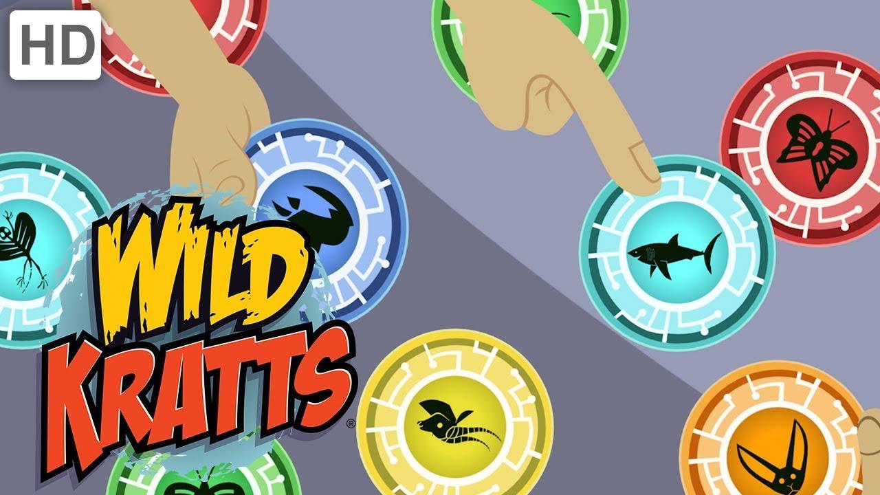 Download Wild Kratts ✨ Activate Every Creature Power! (Part 3)   Kids Videos