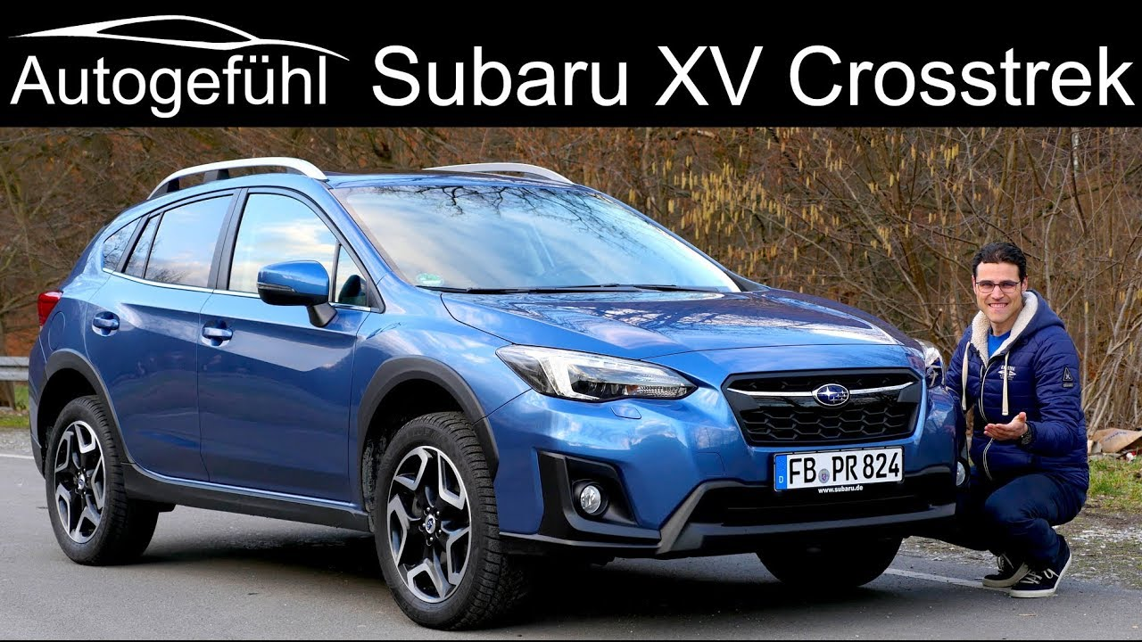 Subaru Xv Crosstrek Full Review All New Generation Neu 2019 2018