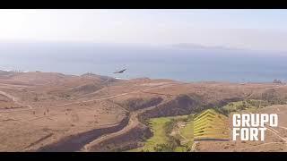 Terrenos en Venta en Tijuana en Monte Coronado con la mejor vista al mar de las Islas monte Coronado