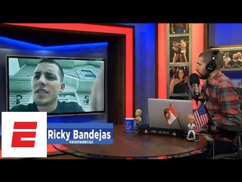 [FULL] Ricky Bandejas interview | Ariel Helwani's MMA Show | ESPN