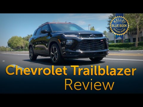 2021 Chevrolet Trailblazer | Review & Road Test