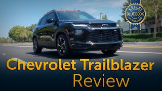 2021 Chevrolet Trailblazer | Review & Road Test