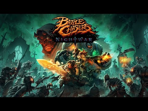 Battle Chasers: Nightmare approda sui dispositivi mobile