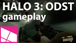 Halo 3: ODST gameplay on Xbox One
