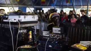 40 Dub Camp#1-Sunday- Aba Shanti-I playing Babylon Falling