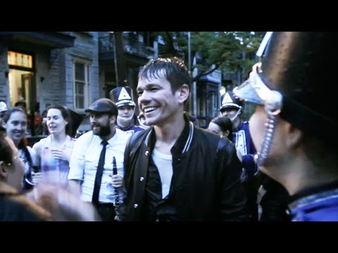 Nate Ruess: Great Big Storm (Beyond The Video)