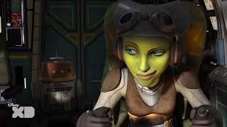 Star Wars Rebels | The Machine In The Ghost Short | Disney XD