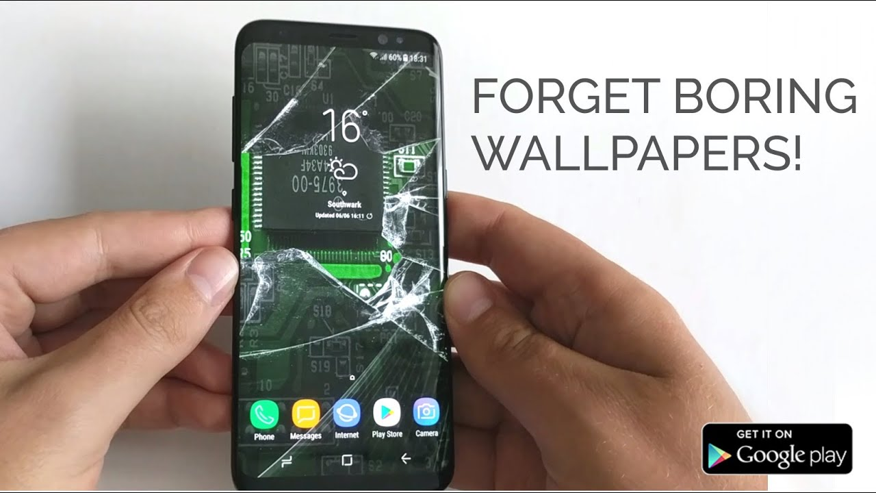 3D Parallax Background Live Wallpaper - YouTube