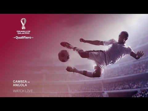 Gambia V Angola - FIFA World Cup Qatar 2022™ Qualifier