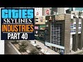 Cities Skylines Industries TOURISM LEISURE 40 mp3