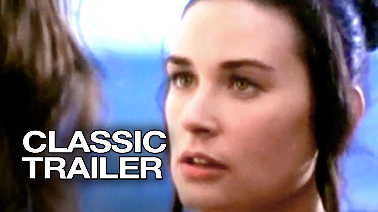 the scarlet letter 1995 official trailer 1 demi morre movie hd youtube