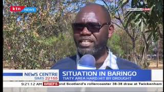 Situation in Baringo after a hard-hitting drought