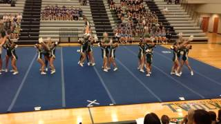 Shawnee Mission South Cheer