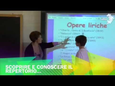 la LIM nella didattica per competenze in musica
