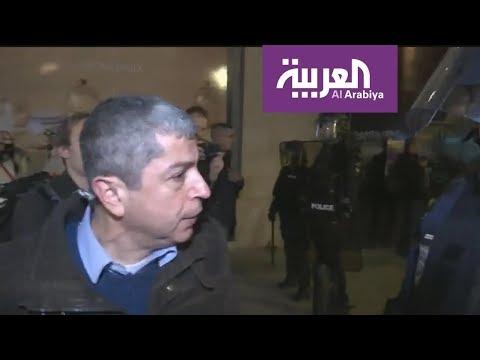 قوات الأمن الفرنسية تعتدي على مراسل العربية  - نشر قبل 6 ساعة