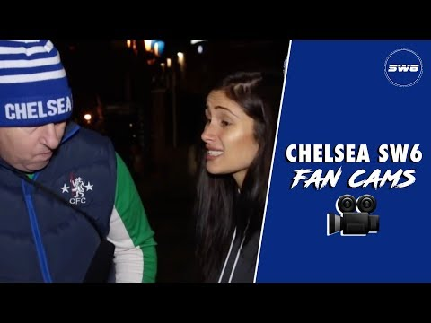Sophie Rose Says Barcelona Are Gonna Throw Us Around | CHELSEA 0-0 LEICESTER | SW6 Fan Cams