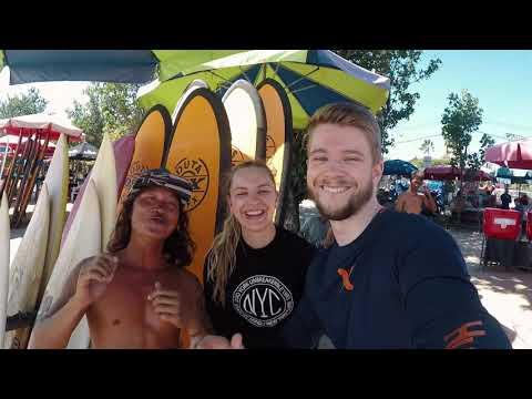 Espen and Paulina in Bali  | Travel Video 2018 | GoPro