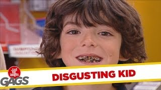 rotten tooth kid loves candy throwback thursday