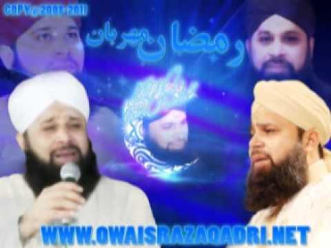 Kalam Ramzan Meherban - Muhammad Owais Raza Qadri - Latest Album Tajdar-e-Haram 2011
