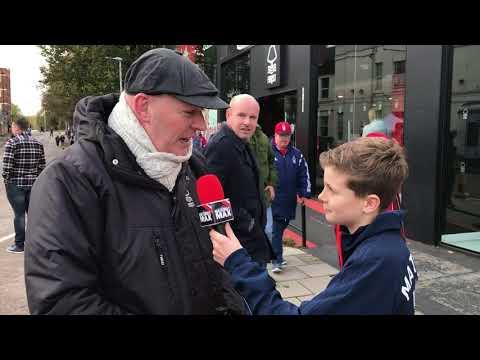 Nottingham forest v Burton Albion | Matchday Vlog - *INCLUDES STEVE SUTTON INTERVIEW*